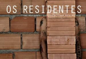 os residentes poster3