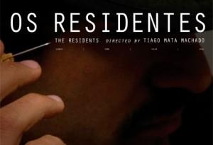 os residentes poster1
